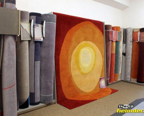 Teppiche und moderne Bodenbeläge für ein optimales Raumerlebnis