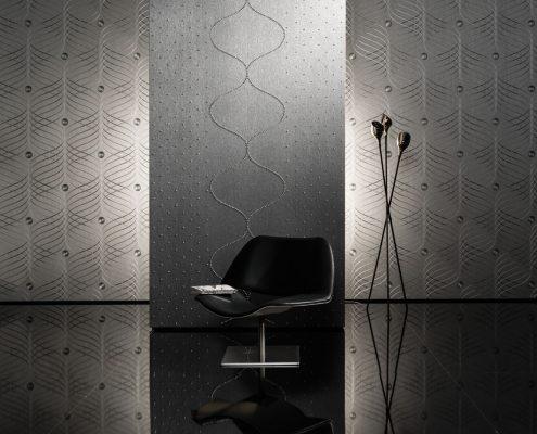 Colani Design Tapeten für moderne Raumgestaltung